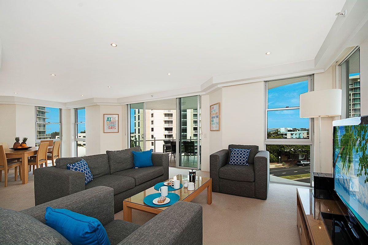 Aqua Vista Cotton Tree Sunshine Coast Holiday Accommodation